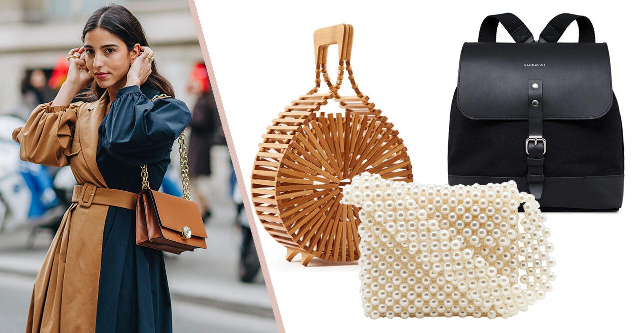 Fynda perfekta väskan på sommarrean – 12 fina i butik just