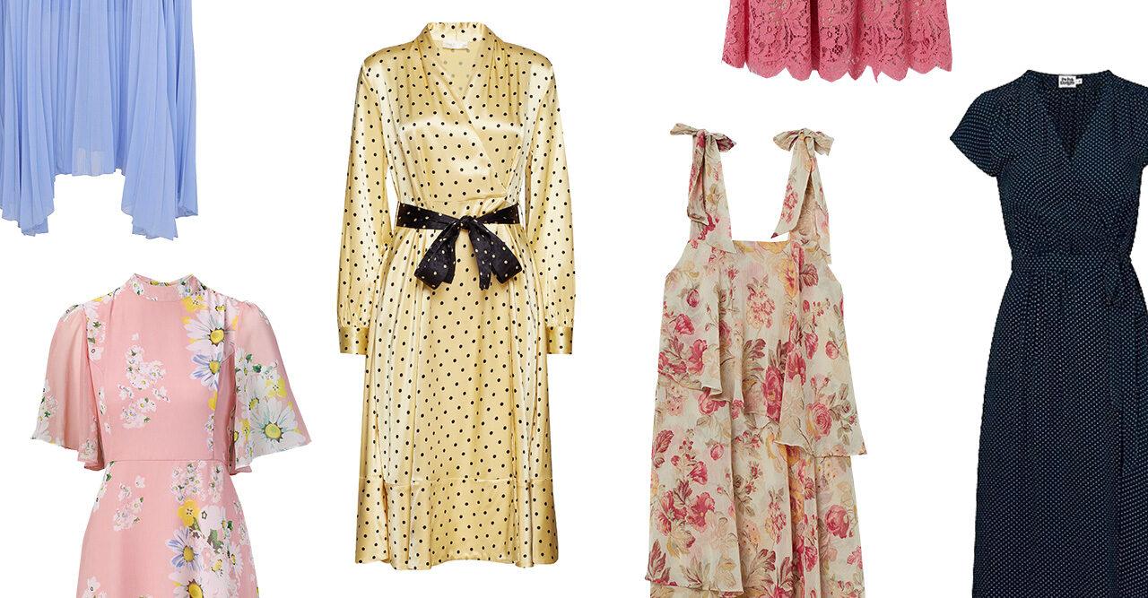c3b15e7e7c21 Sommarrea: 25 fina klänningar till bröllopet | Baaam