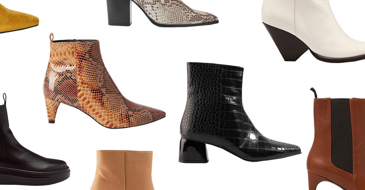 snygga billiga boots