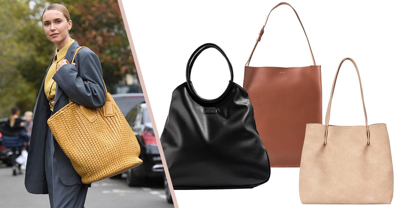 Stora och snygga väskor till hösten 2019 | Baaam
