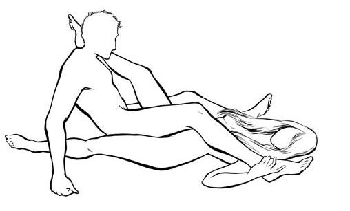 nya sex positioner video soliga Leone lesbisk sex scen