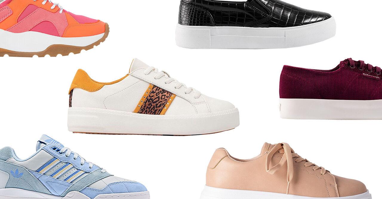 20 snygga sneakers till våren och sommaren 2020 | Baaam