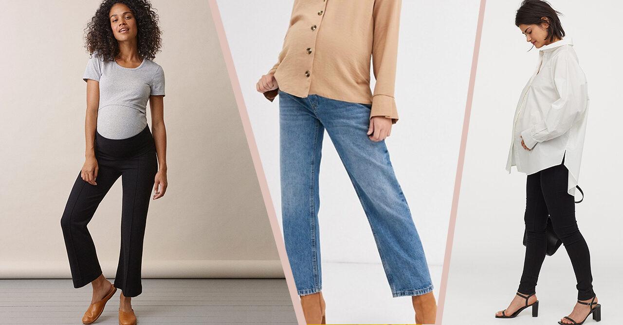 Mammakläder online   Trendiga & bekväma gravidkläder   H&M SE