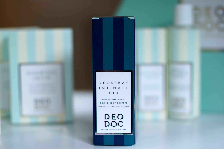deodorant till underlivet