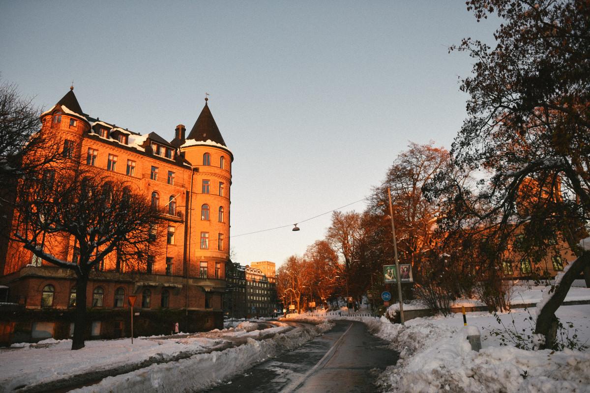 I Stockholm Idag
