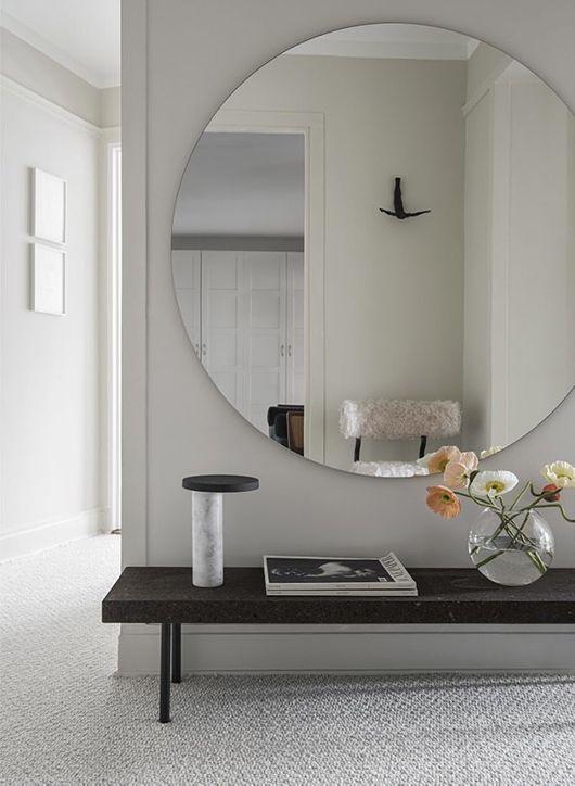 Bildresultat för rund spegel