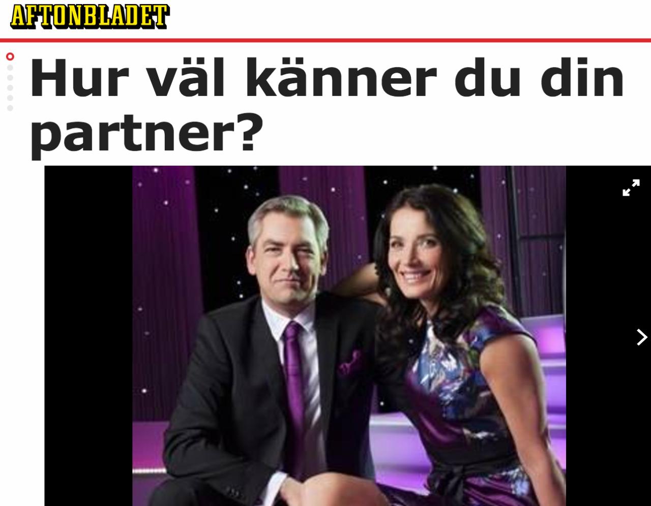 Hur väl känner du din partner? Isak & Flora-edition