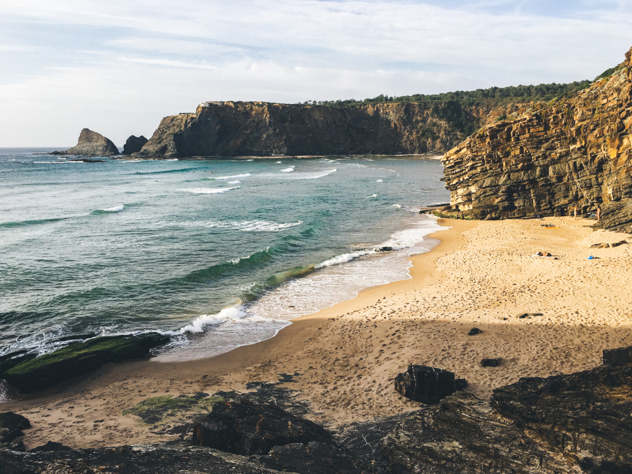 Praia de Odeciexie