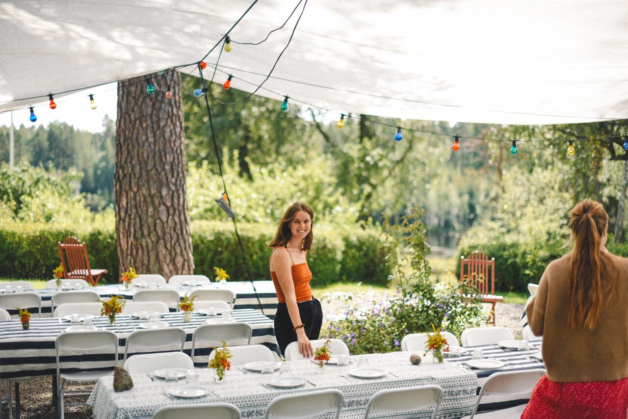 Min tjugofemårsfest i Hälsingland | Flora Wiström