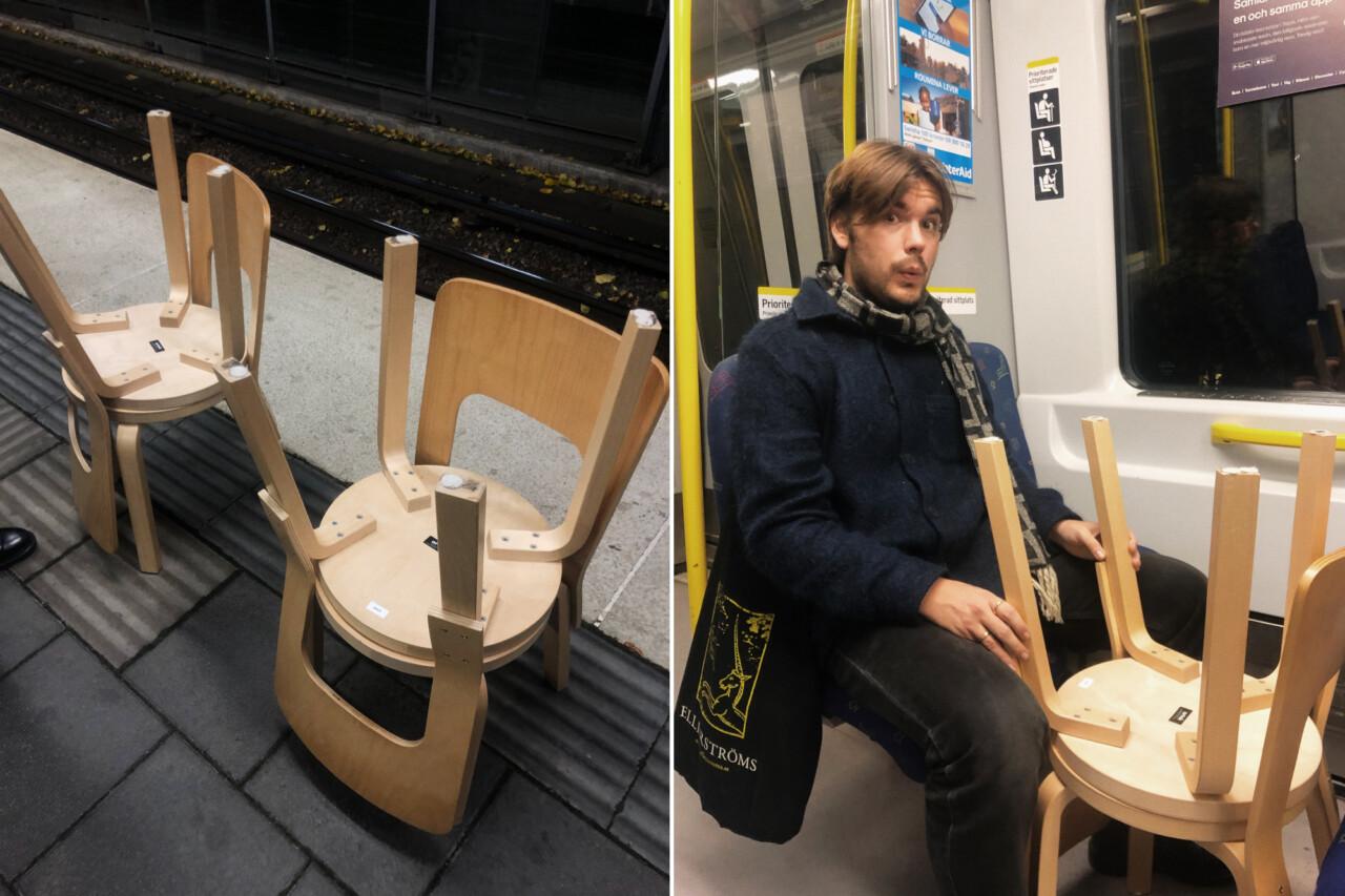 Nya stolar!
