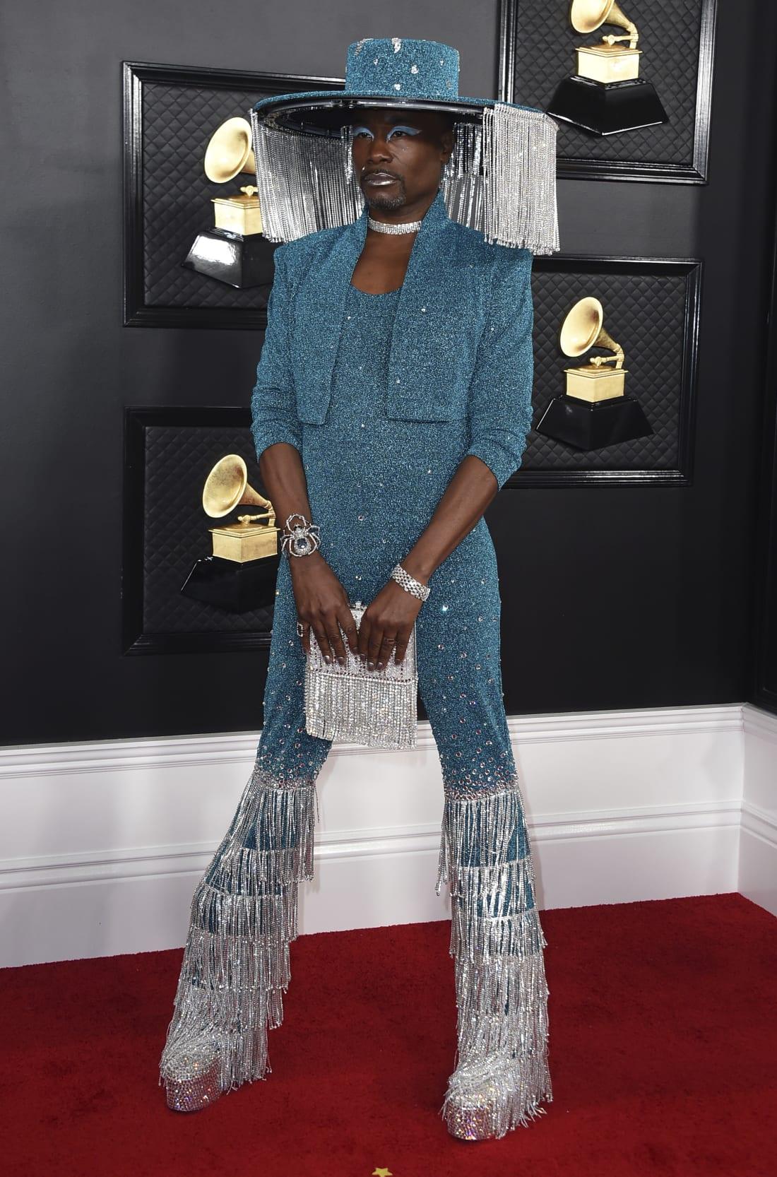 Röda mattan: The Grammys 2020 | Kristin Zetterlund