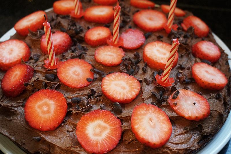 nyttig tårta recept