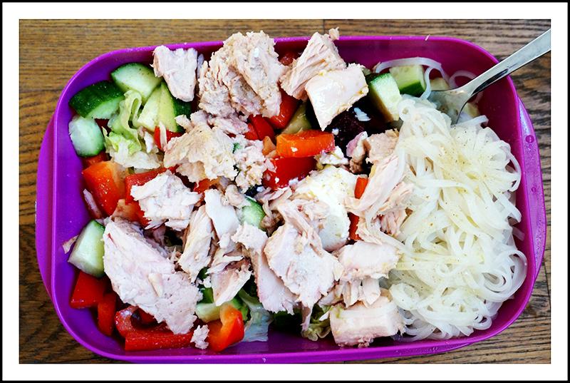 tonfisk sallad