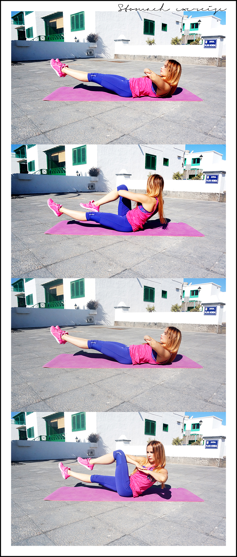 stomach exercise1