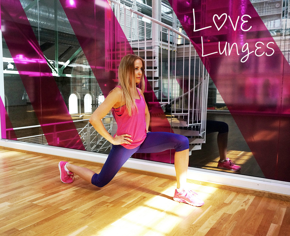 love lunges
