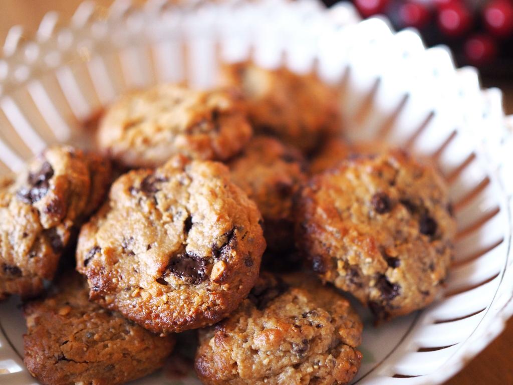 peanut-chocolate-chip-cookie