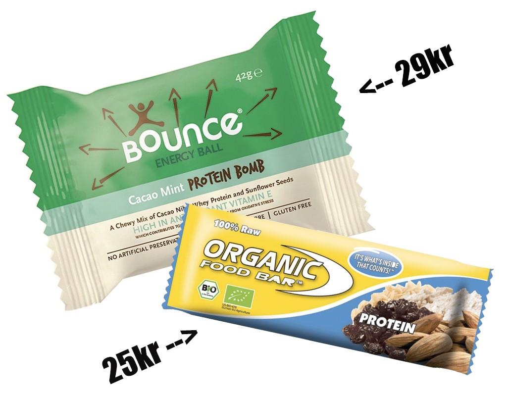 vilken proteinbar är nyttigast