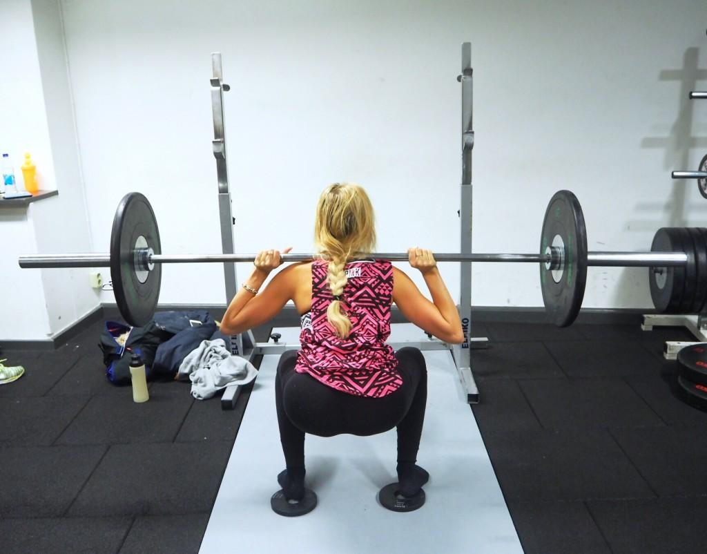 Veckans utmaning butt workout