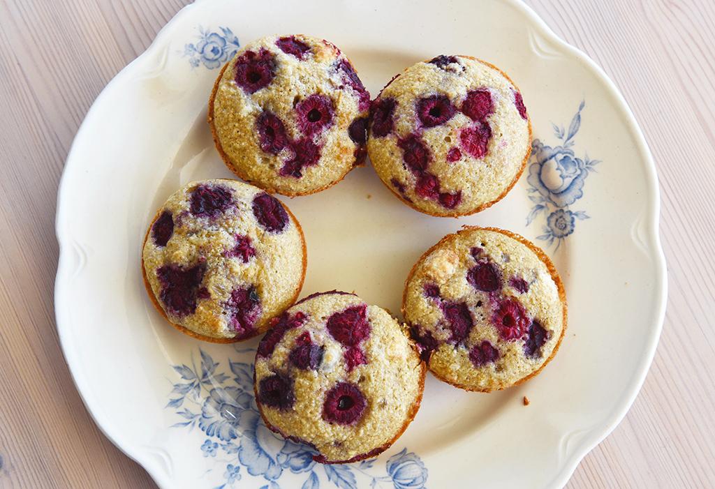 glutenfria muffins recept