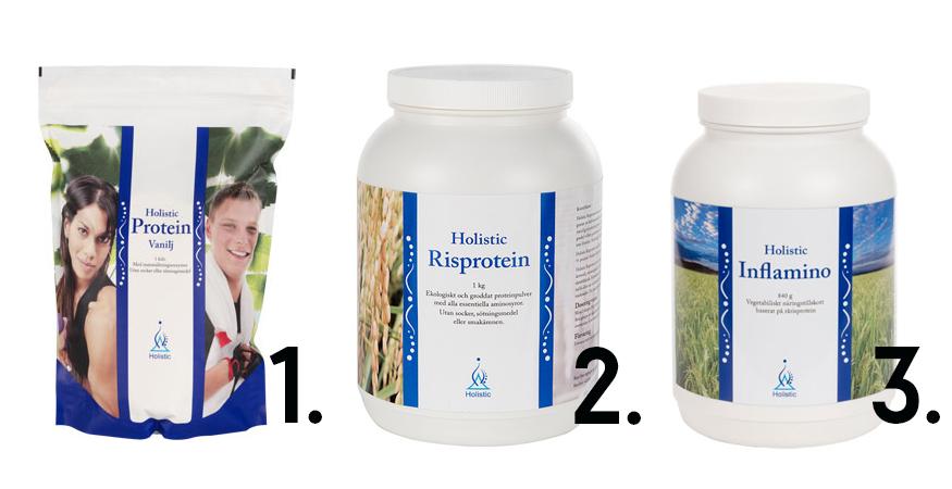 proteinpulver utan mjölkprotein