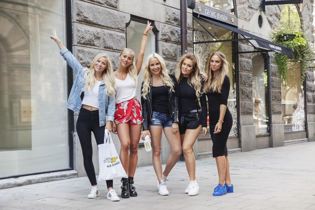 Subway_Victoria_Törnegren_Janni_Deler_Ida_Warg_Fanny_Lyckman_Lisa_Olsson
