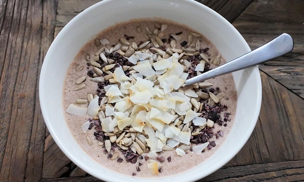 choklad-kokos-smoothie