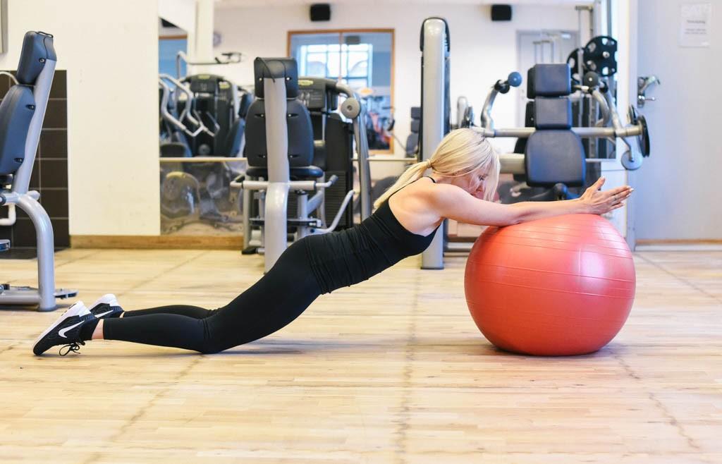 fallkniv pilates boll-2