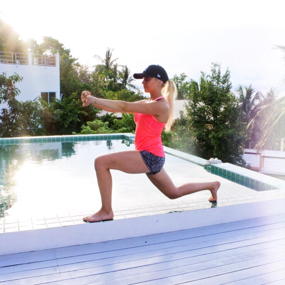 träna med din egen kroppsvikt