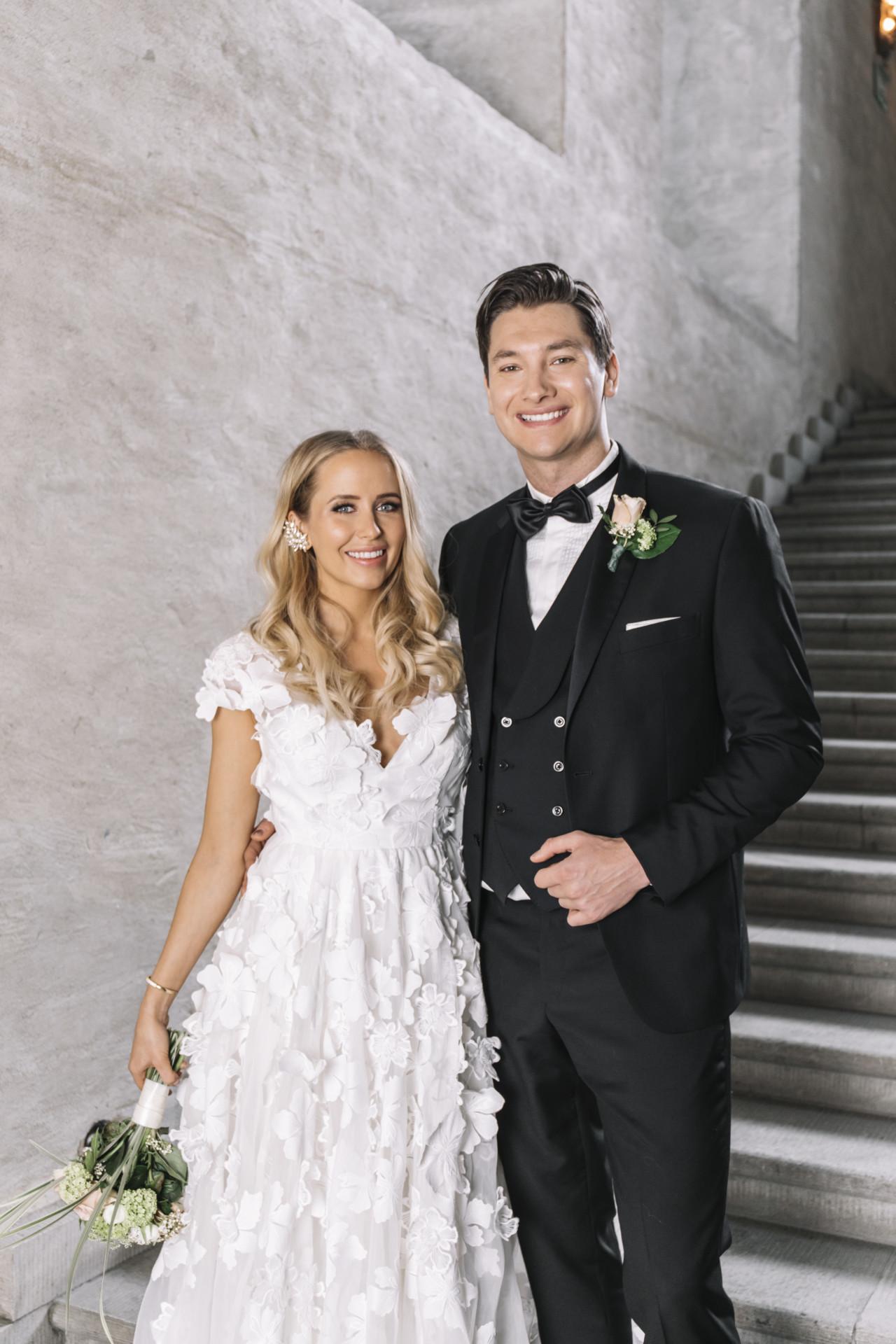 ida warg bröllop