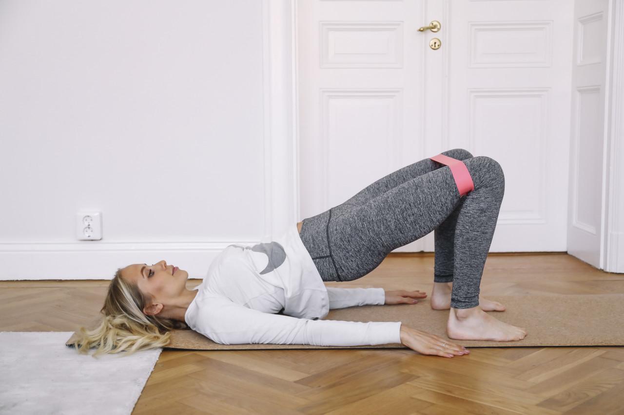 övningar efter förlossning