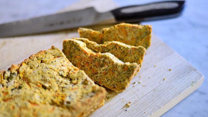 glutenfritt morotsbröd recept
