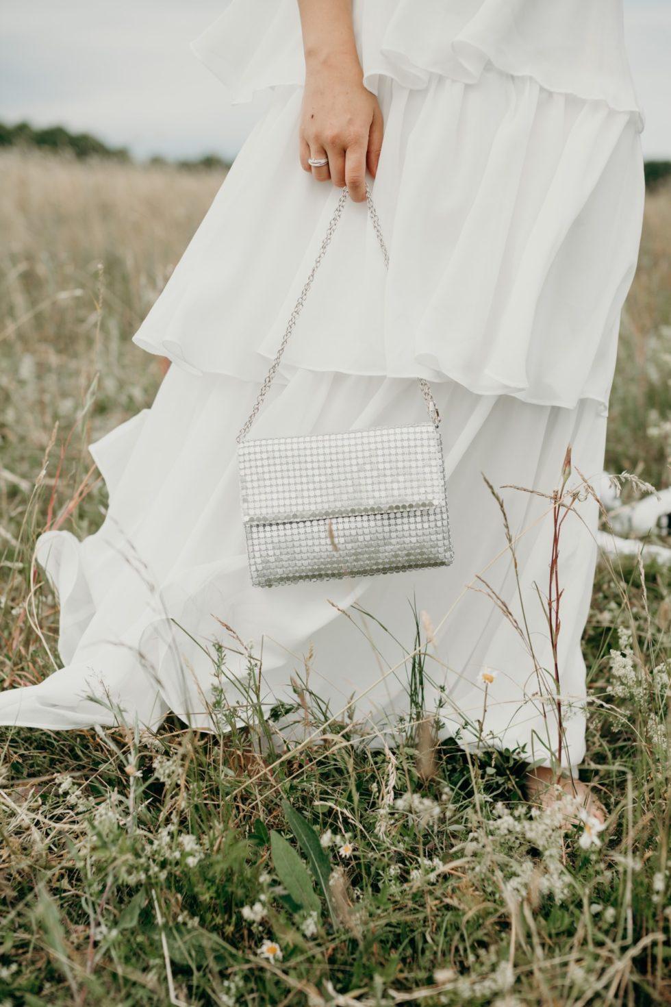 Henrietta Fromholtz _ True Decadence Dress _ Paljettväska