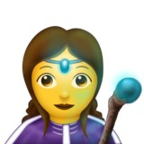 magiker-kvinna