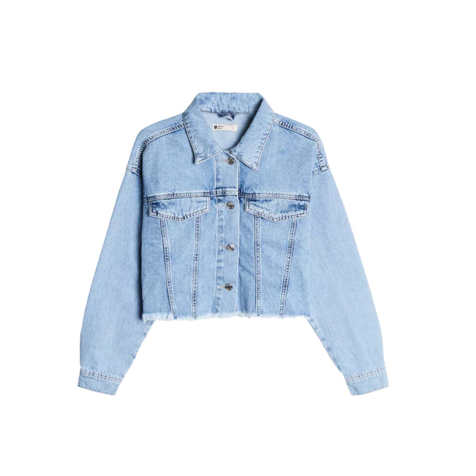 10 fina jeansjackor i butik just nu – i olika färger och