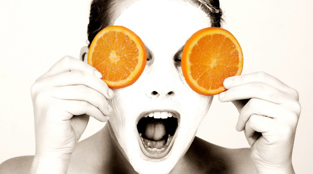 göra ansiktsmask hemma