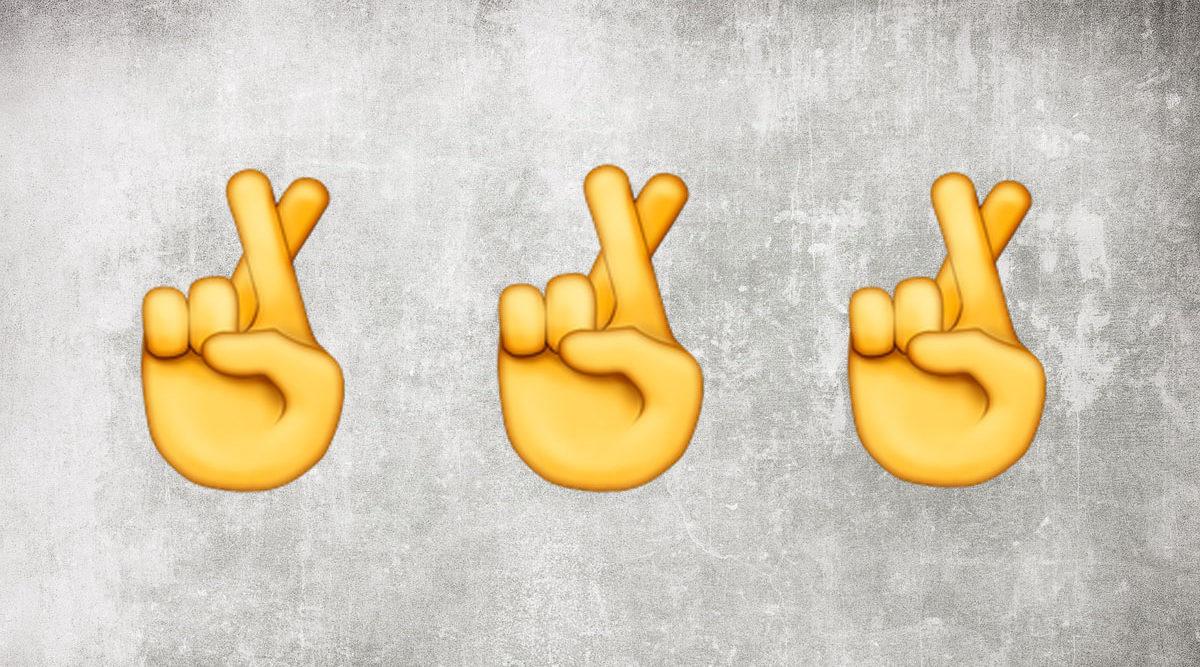 emoji-korsade-fingrar