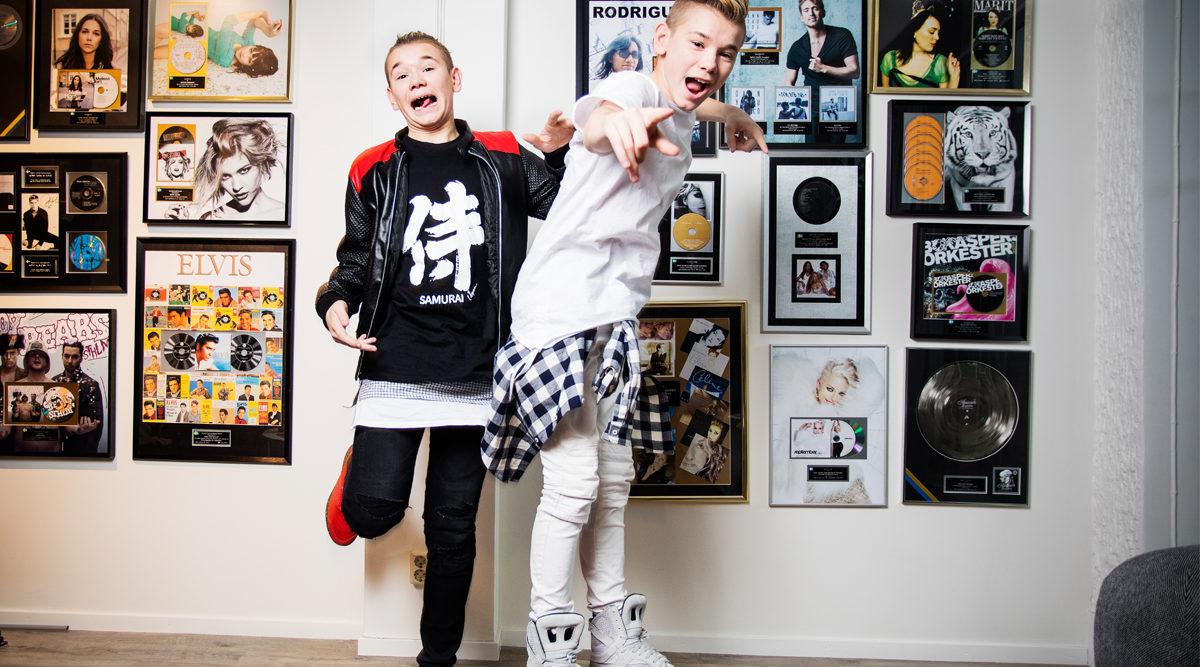 Marcus & Martinus gör ännu en spelning i Sverige