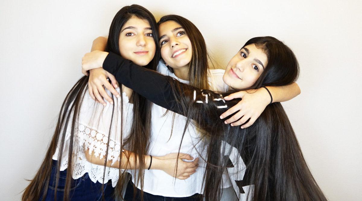 Se youtubesystrarna fightas om en förstaplats i FRIDA - studion