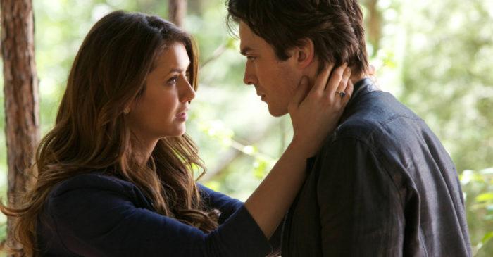 Dating vampyr Damon