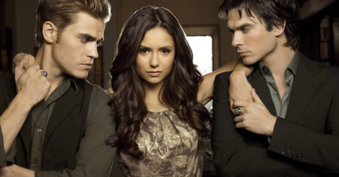 Vampire Diaries stjärnor dating Gay dating webbplatser Melbourne
