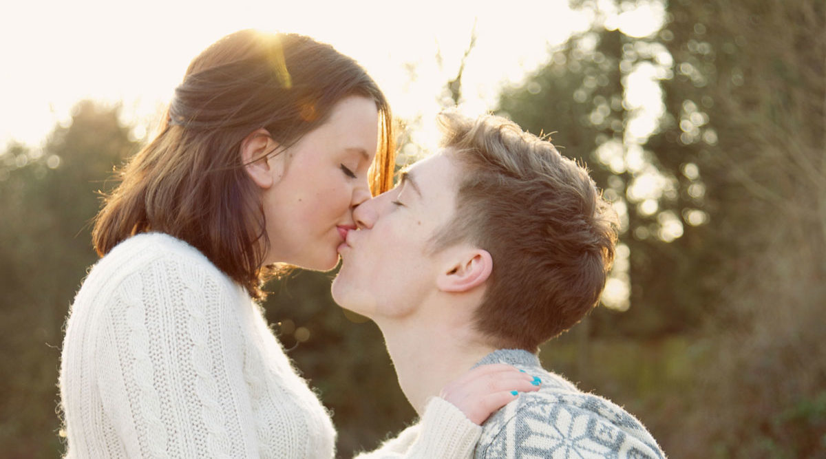 Dating under puberteten
