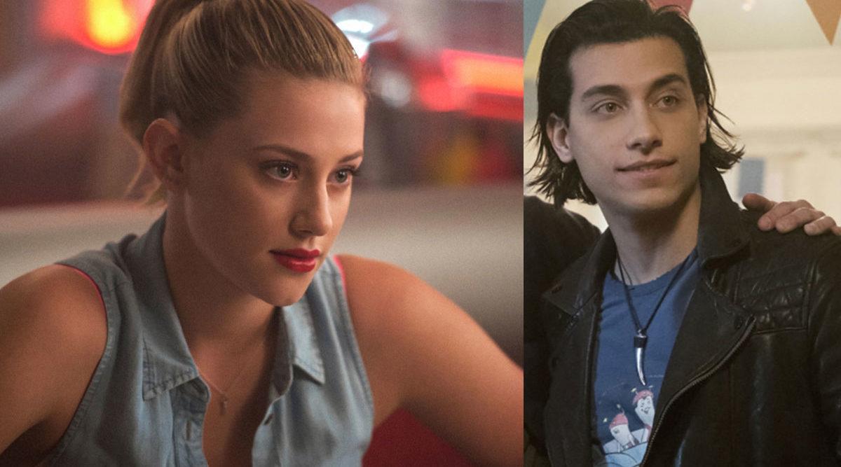 Lili Reinhart om teorin att Betty och Joaquín är syskon i Riverdale