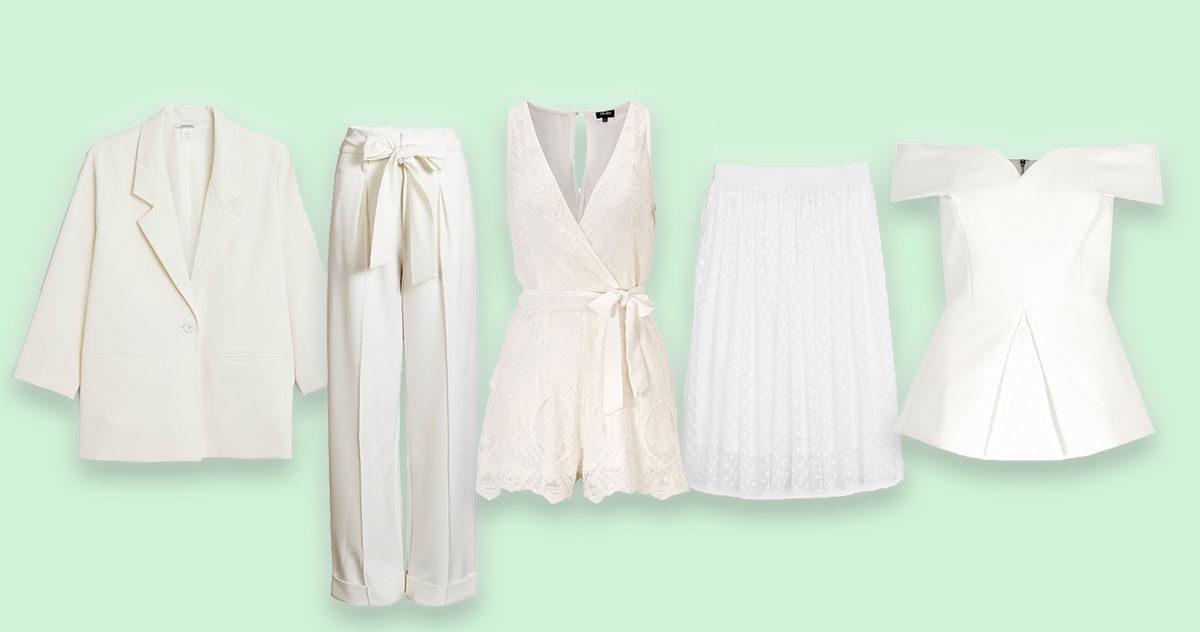 16 vita plagg till studenten – som inte är klänningar  1dda4aa5c99bb