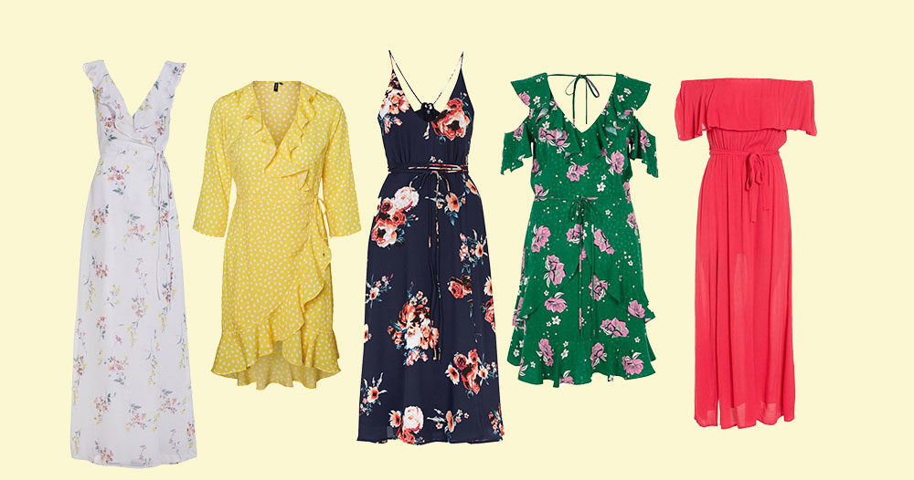 0d10c86739b8 15 fina klänningar som passar perfekt till midsommar | Frida