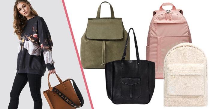 20 snygga väskor som passar till skolan | Frida