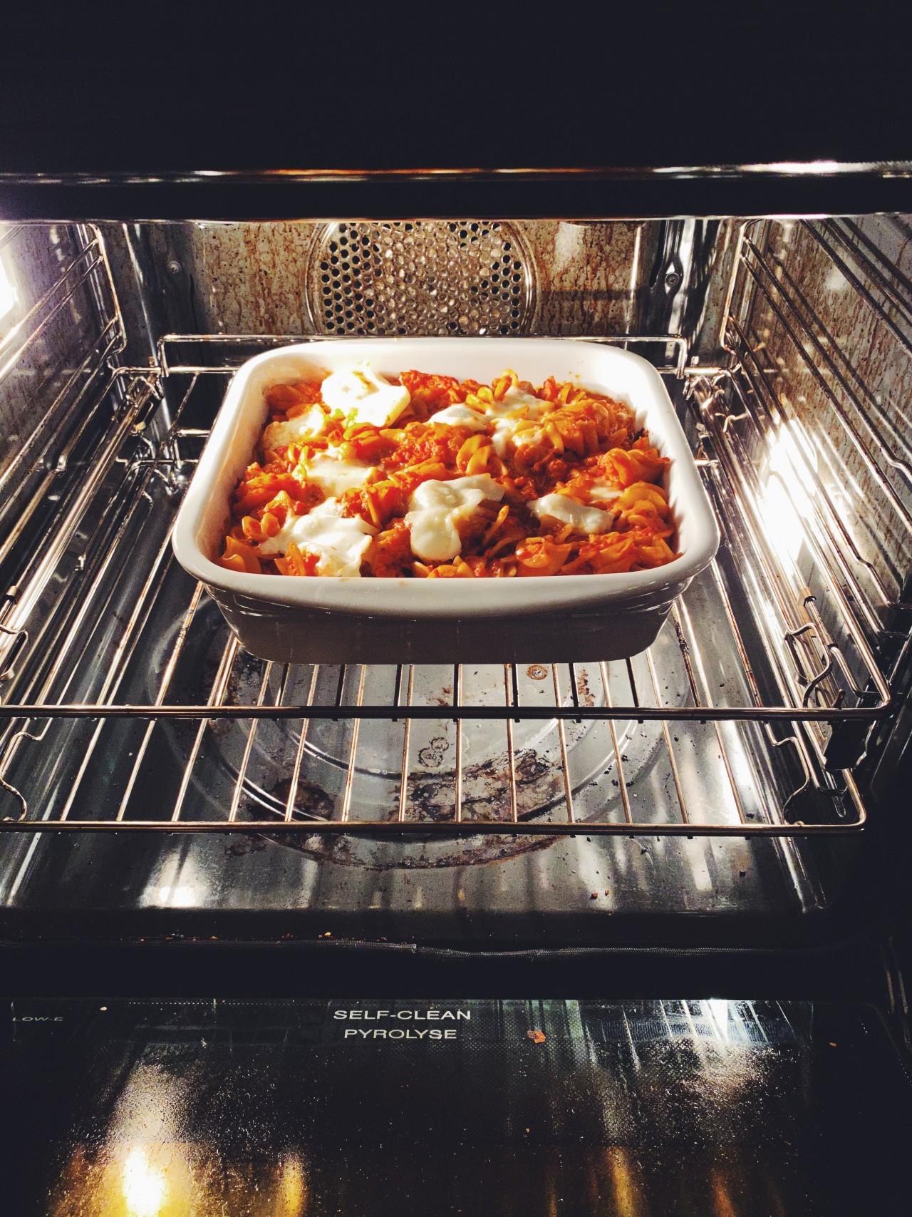 Ziti al forno