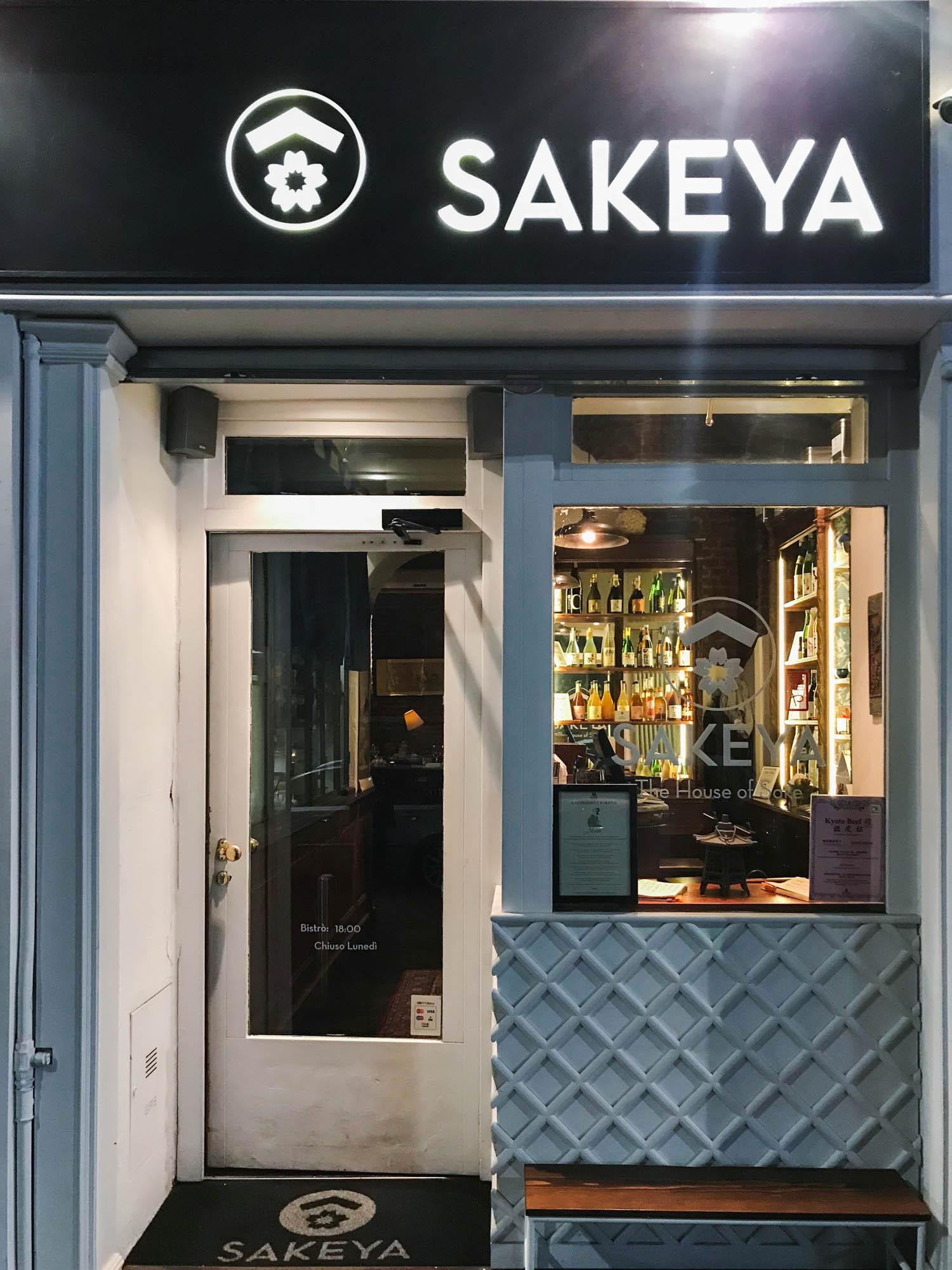 Sakeya Milano