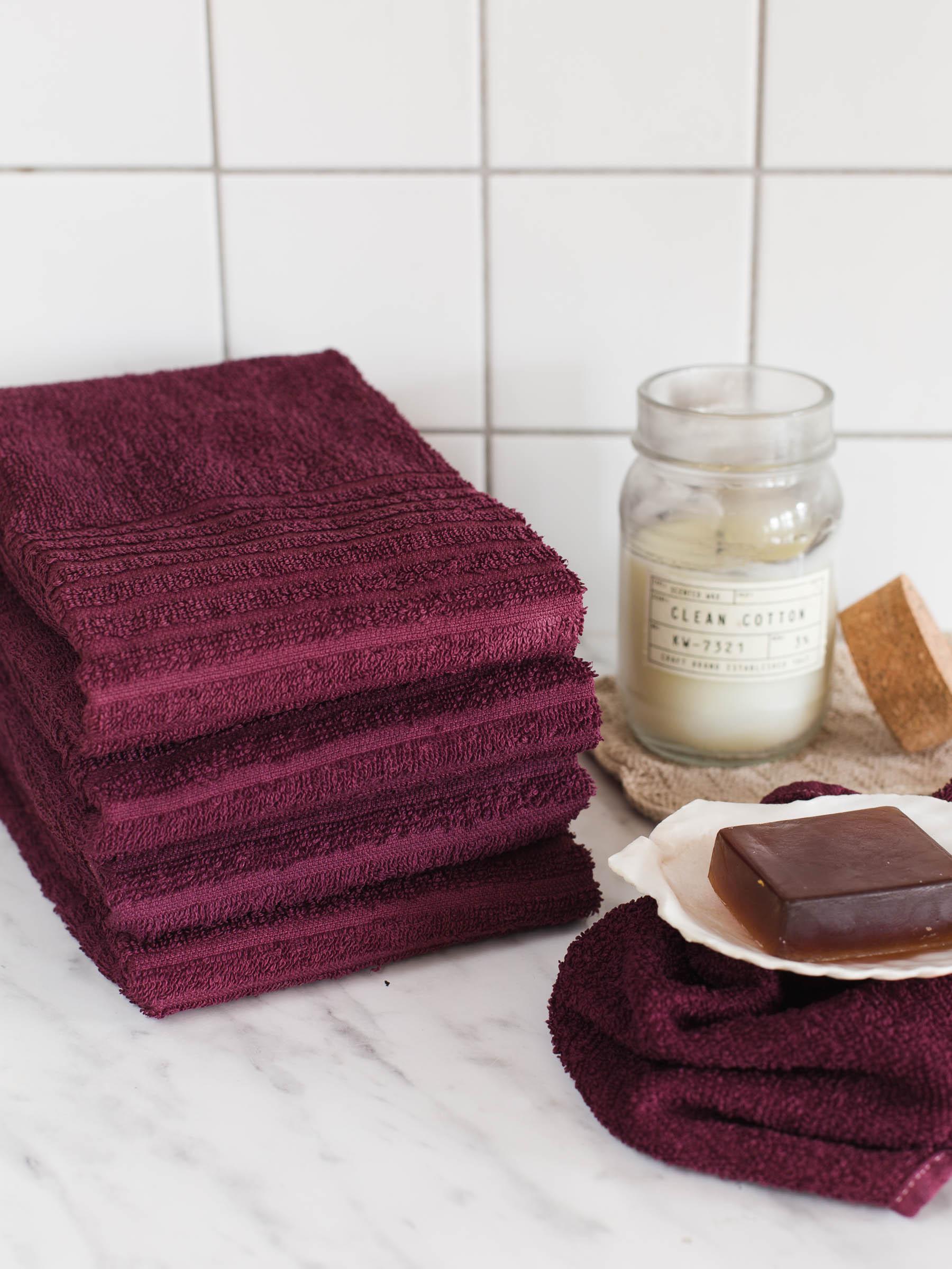 Ge gamla handdukar och kläder nytt liv